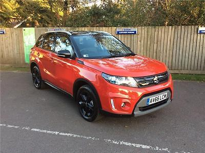 2016 Suzuki Vitara 1.6 SZ5 5dr Manual Estate