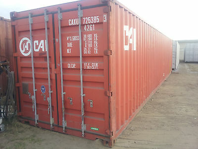 Used 40FT Shipping Container in London  **SPECIAL OFFER**