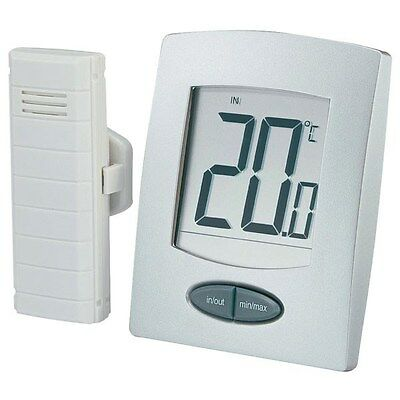 Ws-9008-It Wireless Thermometer With Outdoor Sensor