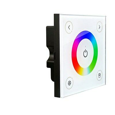LED Supplies TOUCH-3 LED Strip Wall Controller Single Zone RGB