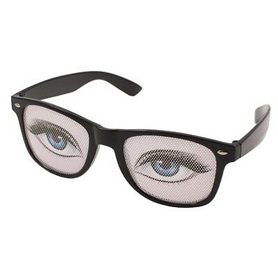 """""""i See You """" Fancy Dress Party Glasses With Female Eyes"""