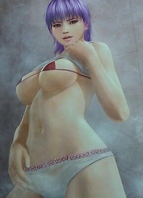 Dead or Alive Xtreme 3 poster Ayane