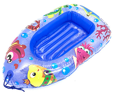 Amazing new RUBBER DINGHY Design 2017 Kids Boat Buoyant Cute Holiday Waterpark