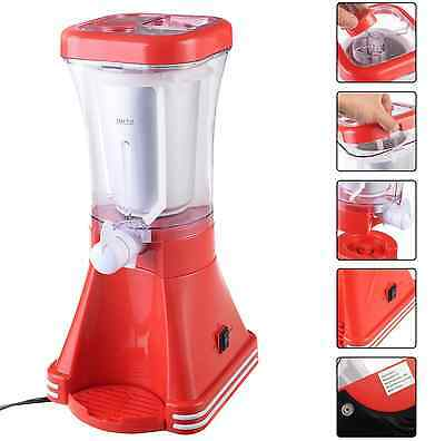Slush Drink Maker Frozen Margarita Ice Slushie Vintage Retro Machine Beverage