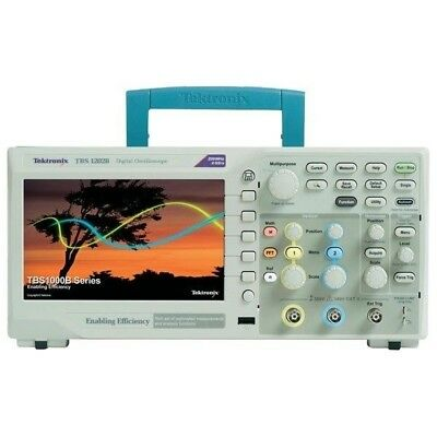 Tektronix TBS1052B 2 Channel Digital Storage Oscilloscope 50MHz