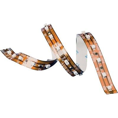 White Label 16.8cm LED Strip 12pcs 12V Blue