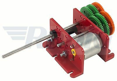 MFA 917D/A Motor and Gearbox (assembled)