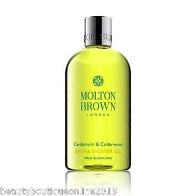 Molton Brown Cardamom & Cedarwood Bath & Shower 300ml