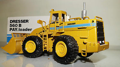 Dresser 560B Pay Loader Articulated Loading Shovel Digger Excavator Conrad Nzg