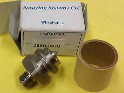 Spraying Systems - Part #2850-3-SS - Spray Nozzle - NEW