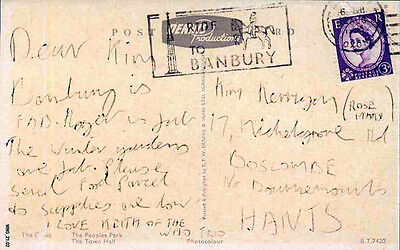 The Who Repro 1965 Keith Moon Hand Written Signed Postcard . Not Cd Dvd