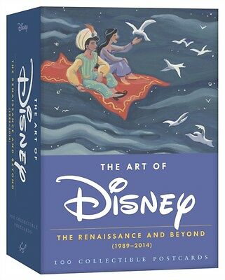 Art of Disney (The Renaissance and Beyond 198) (The Art of...) (Stationery), Di.