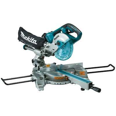 Makita DLS714Z LXT Mitre Saw 36v (Twin 18v) Cordless Compound Saw Body Only