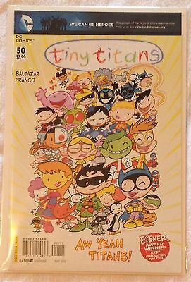 Tiny Titans #50 (NM) May 2012 DC Comics