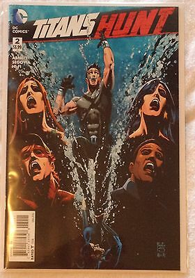 Titans Hunt #2 (NM) Jan 2016 DC Comics