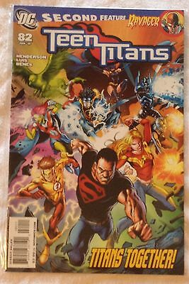 DC Teen Titans #82 (NM) direct sales edn June 2010