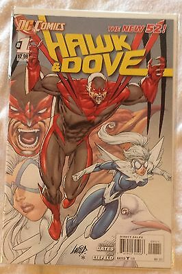 DC Hawk and Dove #1 Nov 2011 (NM)
