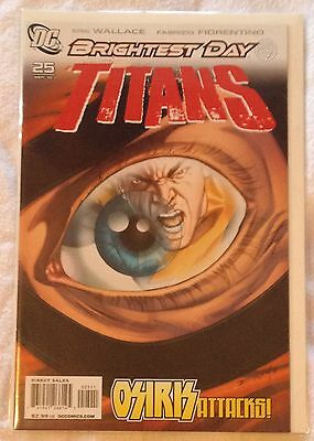 DC Titans #25 Sept. 2010 (NM) Brightest Day