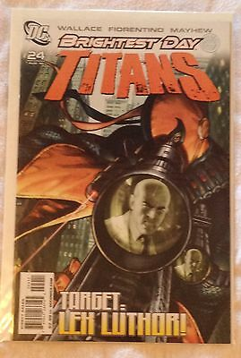 DC Titans #24 Aug. 2010 (NM) Brightest Day