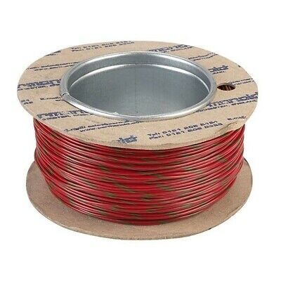 Rapid Equipment Wire 16/0.2mm Red/Green 100m