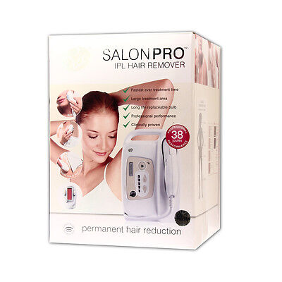 Rio Professional IPL Hair Removal System Permanent Hair Reduction