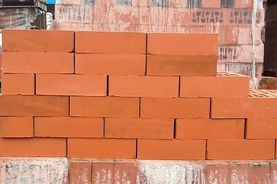 Theydon Red Smooth Brick 65mm £70 Per Pack!!!!