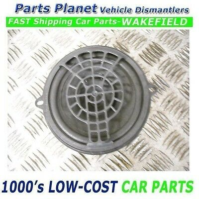 2012 Clio 3Dr Door Speaker Right Rear Back Off Side Osr O/s/r Breaking