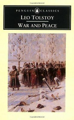 War and Peace (Penguin Classics) By L.N. Tolstoy, R. Edmonds