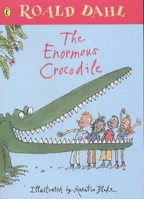 The Enormous Crocodile (Picture Puffins) By Roald Dahl, Quentin Blake