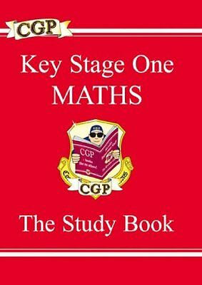 KS1 Maths Study Book (for the New Curriculum): Study Book Pt. 1 & 2,CGP Books