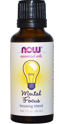 New Now Foods Organic Essential Oils Aromatherapy Purifying Pure Mental Daily