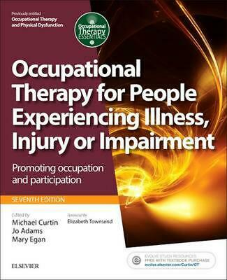 Occupational Therapy for People Experiencing Illness, Injury or Impairment: Prom
