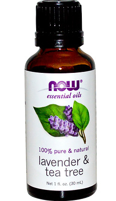 New Now Foods Organic Essential Oils Aromatherapy Purifying Pure Lavender Daily
