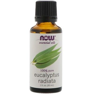 New Now Foods Organic Essential Oils Aromatherapy Purifying Pure Eucalyptus Care
