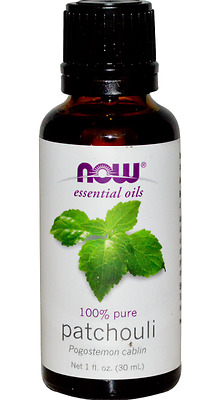 New Now Foods Organic Essential Oils Aromatherapy Purifying Pure Patchouli Daily