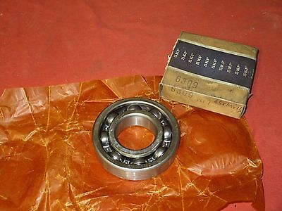 Roulement SKF 6309 ( 45x100x25 mm )