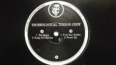 Technological Terror Crew - The Ripper (Deathchant Records)