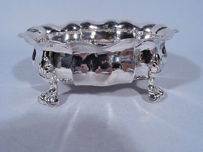 Buccellati Bowl - Classical Hand Hammered - Italian Sterling Silver