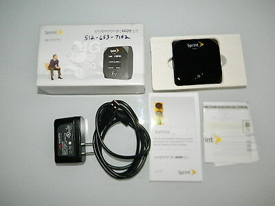 Sprint Sierra Wireless Overdrive Pro Swac802 Mobile Hotspot 3G/4G Gps