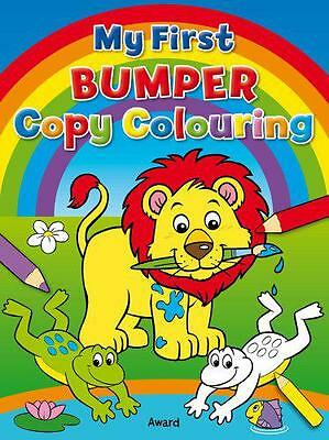 My First Bumper Copy Colouring, Sophie Giles | Paperback Book | 9781841359991 |
