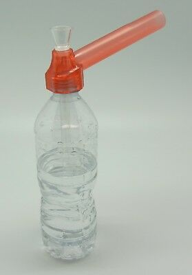 NEW Portable Red Hookah Water Bottle Outdoor Fun SALE - Shisha Narghile Pipe
