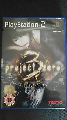 Project Zero 3 : The Tormented - Ps2 / Playstation 2 - Complet