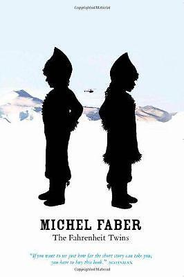 The Fahrenheit Twins, Michel Faber   Paperback Book   9781841957777   NEW