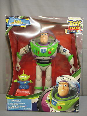 """Toy Story 10th Anniversary """"BUZZ LIGHTYEAR"""" Programmable Doll Disney Store"""