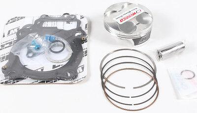 Wiseco Top End Kit 14-15 CRF250R Standard Bore 76.8mm 14:1 Hi-Compression Piston