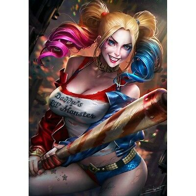 Contenuto DLC STORIA HARLEY QUINN per BATMAN ARKHAM KNIGHT PS4 Playstation 4