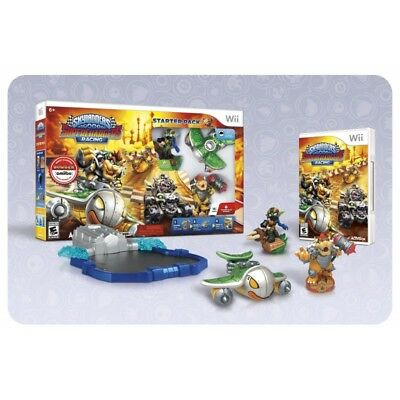 nuovo SKYLANDERS SUPERCHARGERS starter pack per Nintendo WII SUPER CHARGERS