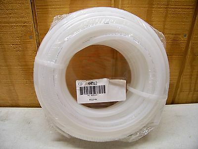 "ATP Value-Tube LDPE Plastic Tubing Natural 3/8"" ID x 1/2"" OD x 100' 125psi New"