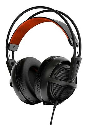 SteelSeries Siberia 200- casque micro gaming comme neuf