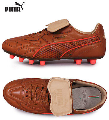 f0ccb9cd58ce2 Puma KING TOP Made in Italy. Nat. FG 10381301 Soccer Football Cleats Shoes  Boots